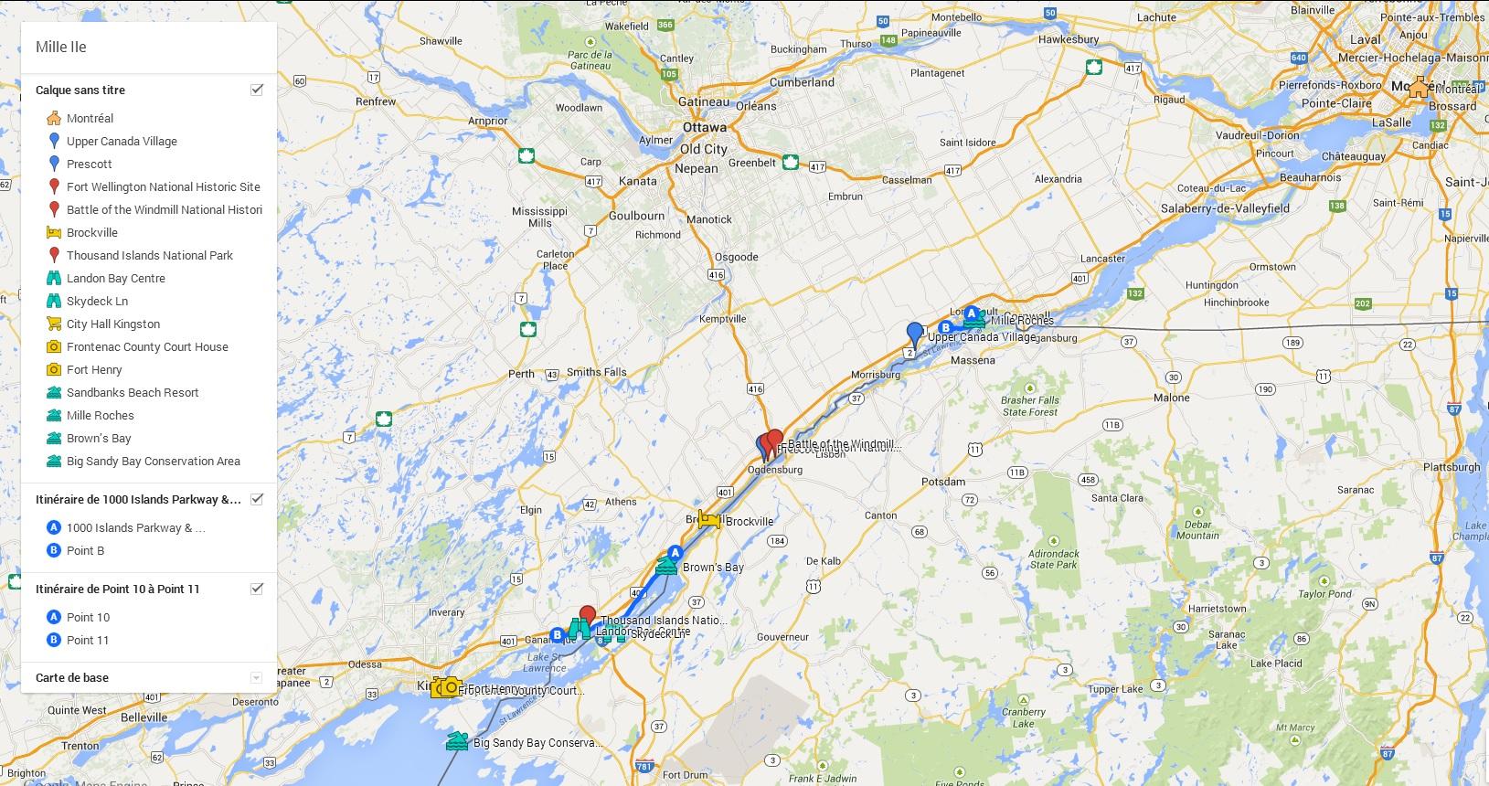 Fabuleux Un week-end aux mille-îles | Les blonds au Québec Tabernacle !!! AE96